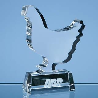 Bespoke Crystal Award
