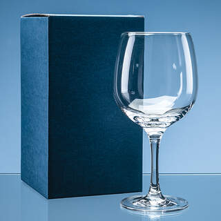 Blue Gin and Cocktail Glass Skillet Box