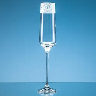 190ml 21 Frieze Design Champagne Flute